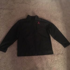 Zip Up Jordan 12-13 Years Old Large Jacket